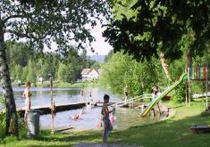 Stacaravan Op Camping Maltschacher See